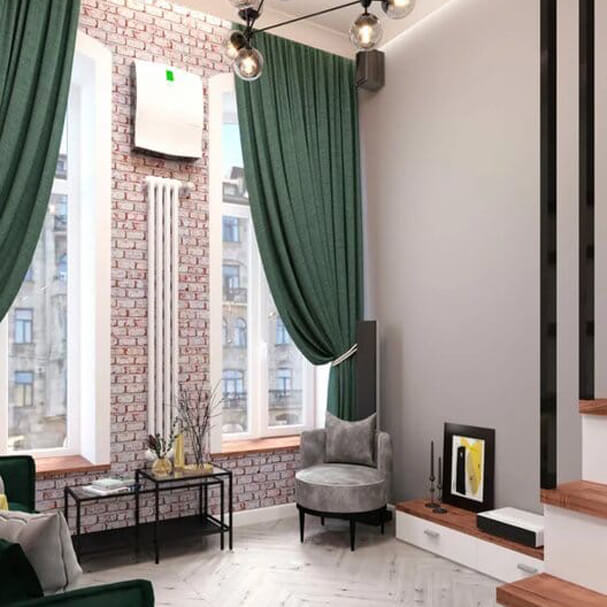 квартира-студия в центре на Бакунина 2